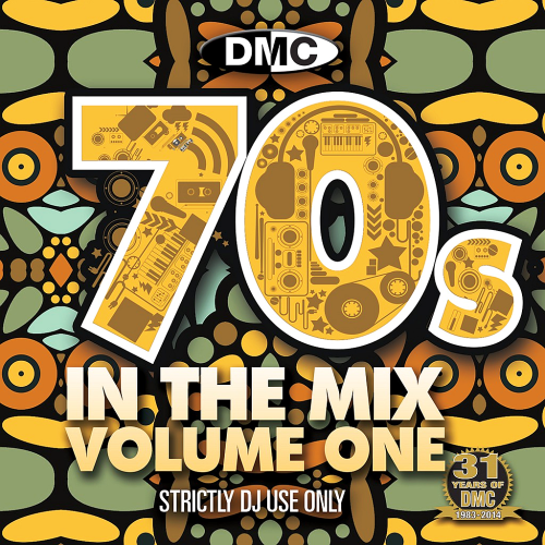 DMC Classic Mixes - 70s In The Mix (Limited Edition, Partially Mixed)