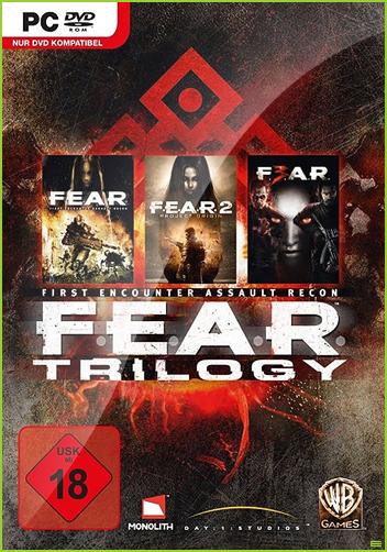 F.E.A.R. German Uncut Trilogy Edition – x.X.RIDDICK.X.x