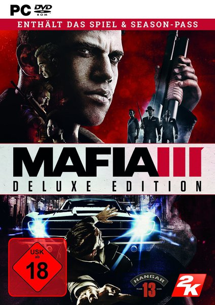 Mafia III Cracked Multi2 Update v1.1 – RFT