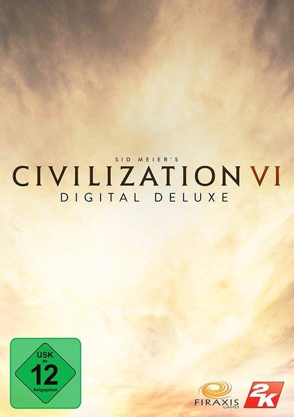 Civilization VI Digital Deluxe Edition MULTi2 – x X RIDDICK X x