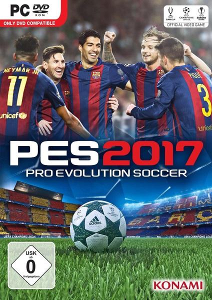 Pro Evolution Soccer 2017 MULTi2 – x X RIDDICK X x