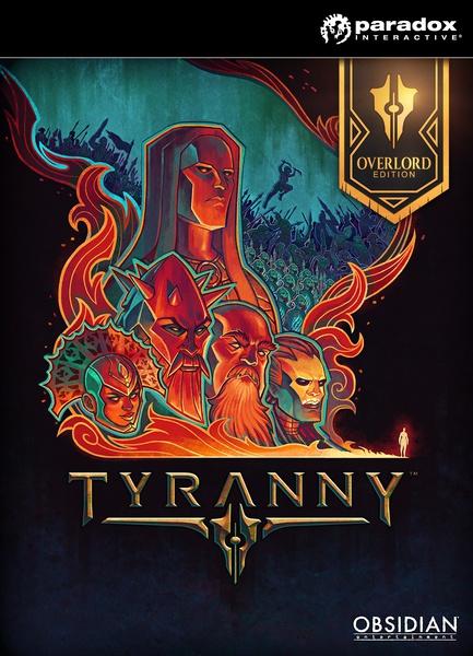 Tyranny Overlord Edition MULTi2 – x.X.RIDDICK.X.x