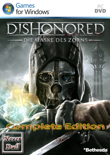 Dishonored Complete Edition MULTi2 RIP – RAF