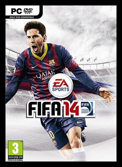 FIFA 14 Ultimate Edition MULTi2 RIP – RAF