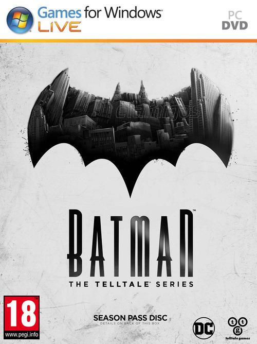 Batman The Telltale Series Complete Season MULTi9 – ElAmigos