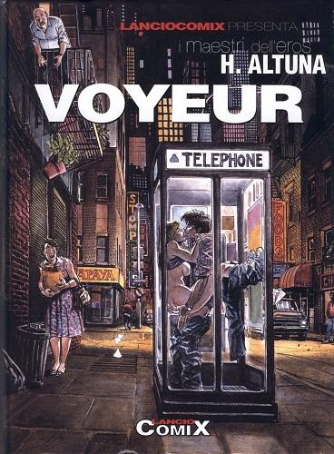 Horacio Altuna - Voyeur (Italian)