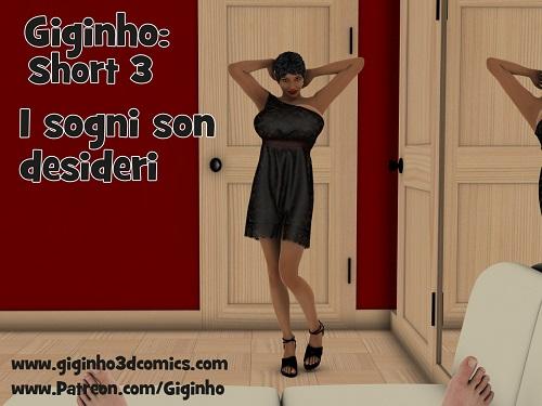 Giginho - Short 3 - I Sogni Son Desideri (Italian)