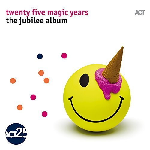 Twenty Five Magic Years The Jubilee Album (2017)