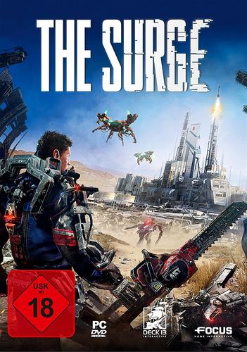 The Surge MULTi8 – ElAmigos
