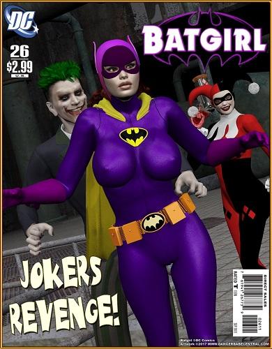 DBC - Batgirl - Joker's Revenge