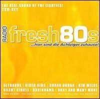 Radio Fresh - Top 80s Maxi Singles Vol.1-4 (2017)