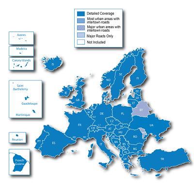 Garmin City Navigator Europe NTU 2019.20 Unlocked [Multi/PL]