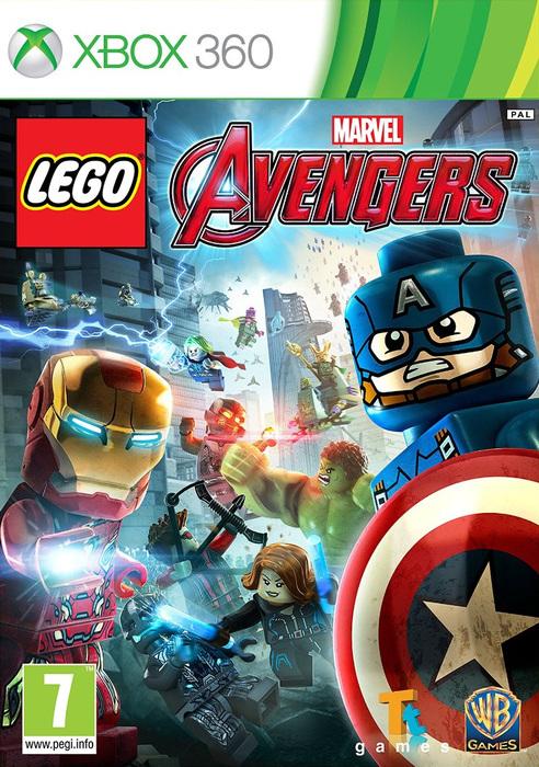 Lego Marvels Avengers XBOX360-PROTOCOL