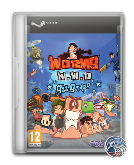 Worms W M D All Stars Edition Update 3 incl World Editor MULTi8 – ShadowEagle