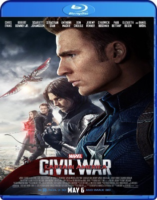 Captain America: Civil War (2016) 3D H.OU BDRip 1080p x264 ITA ENG DTS AC3 Subs OU