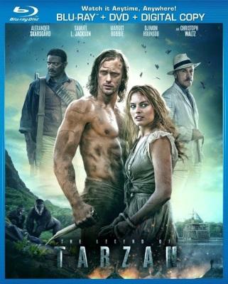 The Legend Of Tarzan (2016) 3D H.OU .mkv BDRip 1080p x264 ITA ENG AC3 Subs
