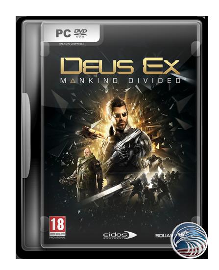 Deus Ex Mankind Divided v2 MULTi8 – ShadowEagle