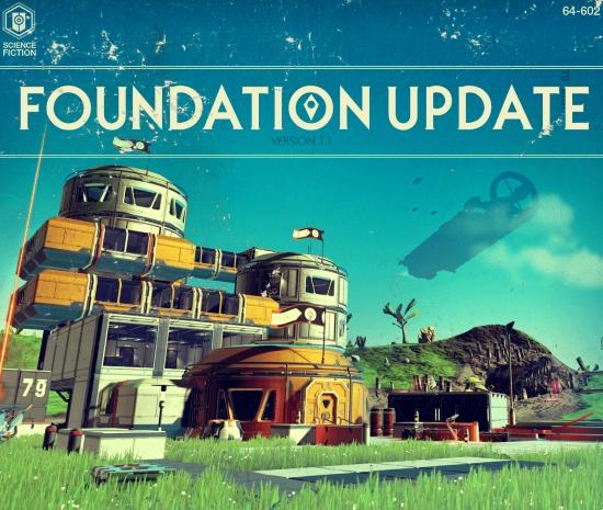 No Mans Sky Update 4 to Foundation Update MULTi13 – ShadowEagle