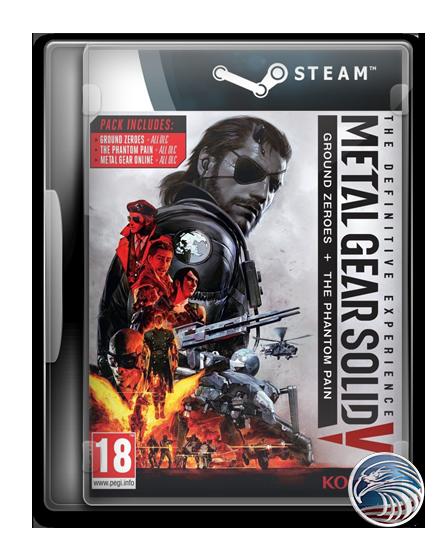Metal Gear Solid V The Definitive Edition v2 MULTi8 – ShadowEagle