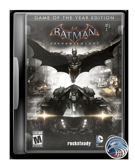 Batman Arkham Knight Game of the Year Edition MULTi9 – ShadowEagle