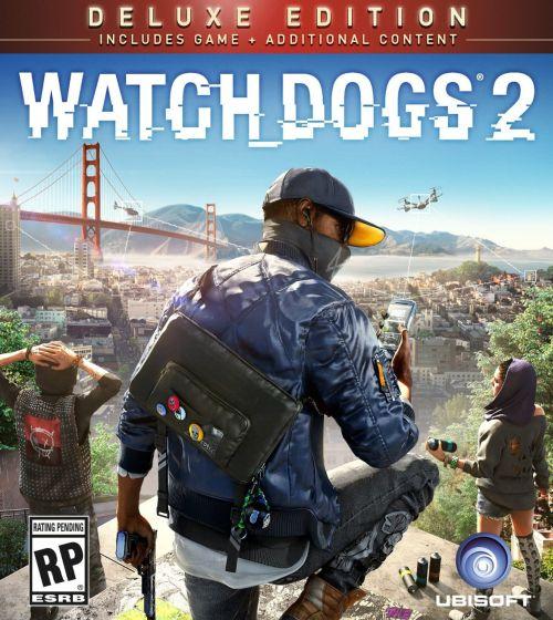 Watch Dogs 2 - Deluxe Edition (2016) MULTi17-ElAmigos / Polska Wersja Językowa