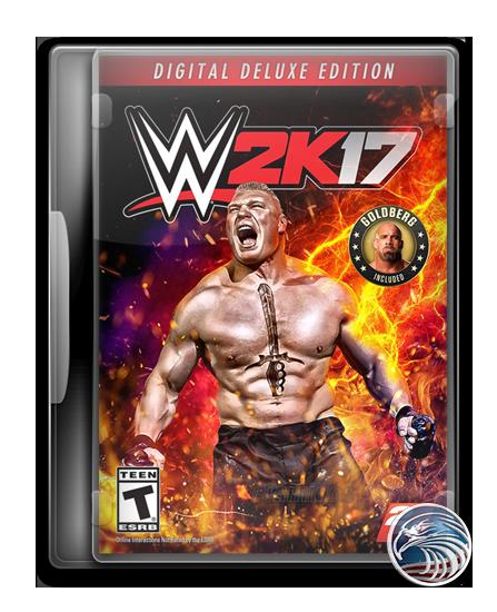 WWE 2K17 Digital Deluxe Edition Update 2 MULTi6 – ShadowEagle