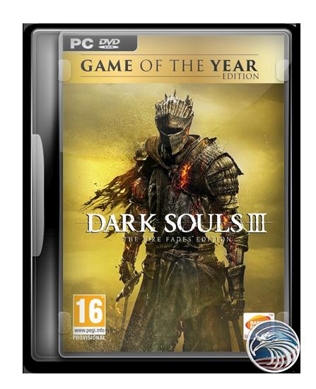 Dark Souls III The Fire Fades Edition v2 MULTi12 – ShadowEagle