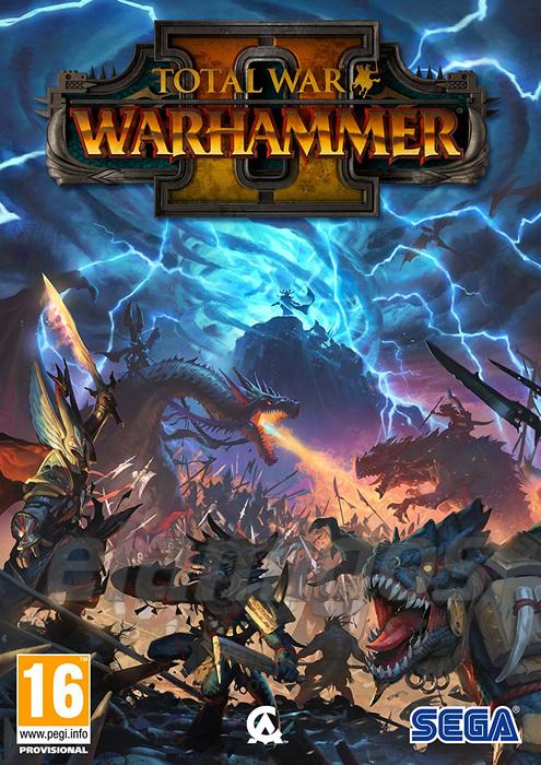 Total War: WARHAMMER II (2017) MULTi8-ElAmigos / Polska Wersja Językowa